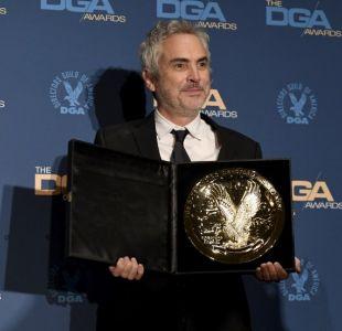 Alfonso Cuarón gana el DGA y consolida camino hacia el Óscar a mejor director