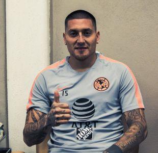 [VIDEO] Así fue el multitudinario recibimiento a Nicolás Castillo