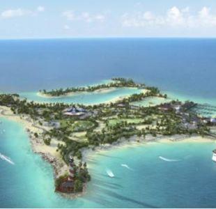 Exclusiva isla privada fabricada en el caribe abrirá sus puertas en noviembre