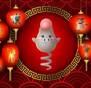 Pokémon Go anuncia evento del año nuevo lunar
