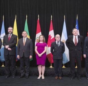 Grupo de Lima respalda a Guaidó y acoge su solicitud de incorporar a Venezuela como país miembro