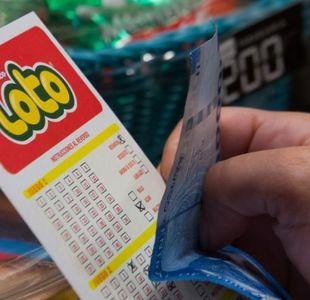Hay 5 ganadores: Estos son los números del millonario sorteo del Loto