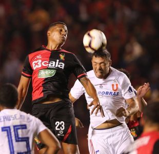 Cuándo es el partido de vuelta entre Universidad de Chile y Melgar por Copa Libertadores