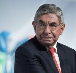 Acusan de agresión sexual a Óscar Arias, ex presidente de Costa Rica y premio Nobel de Paz