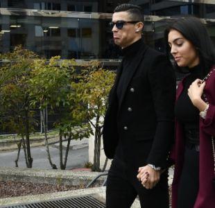 """[FOTO] """"Brutal"""": La desconocida imagen de Cristiano Ronaldo con la que hasta su novia reaccionó"""