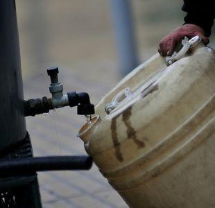 Solo el 50% de la población de Calama tiene suministro de agua tras fuertes lluvias
