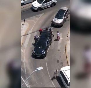 [VIDEO] Preocupa nivel de violencia en Iquique