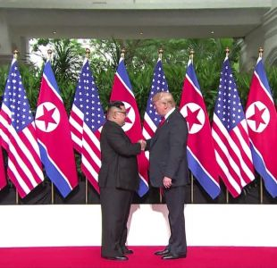 [VIDEO] Nuevo cara a cara de Trump y Kim será en Vietnam