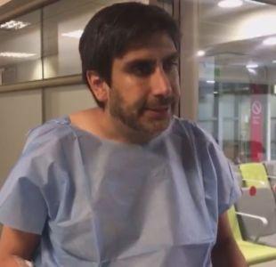 [VIDEO] Doble de Rafael Araneda sufre violento robo en Las Condes