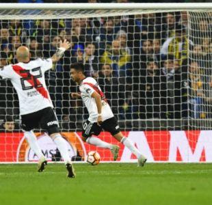 [VIDEO] La curiosa explicación de la RAE sobre el gol de River ante Boca en final de la Libertadores