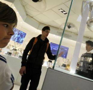 [VIDEO] Museo del Santiago Bernabéu estrena rincón especial dedicado a la Libertadores