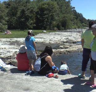 Revisa el informe que determinó que el terreno de Lago Ranco era una playa de uso público