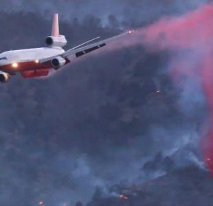 """Ten Tanker"": súper avión contra incendios"