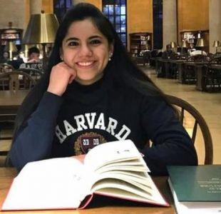 Dafne Almazán, la mexicana que consiguió entrar a Harvard con solo 17 años