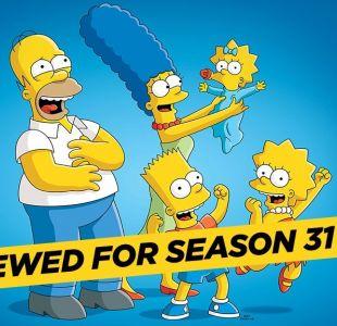 Los Simpsons fueron renovados por dos temporadas más
