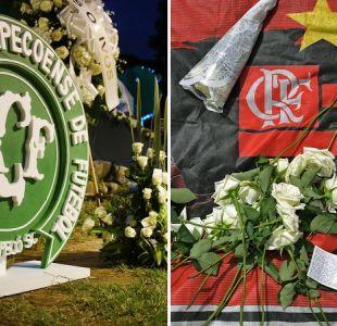 El emotivo mensaje de Chapecoense tras la tragedia en centro de entrenamiento del Flamengo