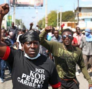 Un muerto en tercer día consecutivo de protestas contra el Gobierno de Haití
