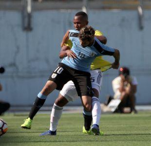 Uruguay igualó sin goles ante Colombia