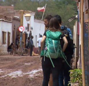 [VIDEO] Brusca baja de turistas en San Pedro
