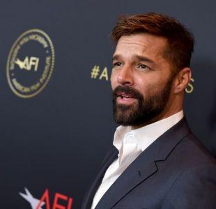 [FOTOS] Ricky Martin sorprendió con osado nuevo look de la mano de su hijo Matteo en los Grammy 2019