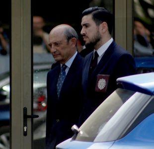 Corte de Apelaciones decreta libertad bajo fianza para Juan Emilio Cheyre