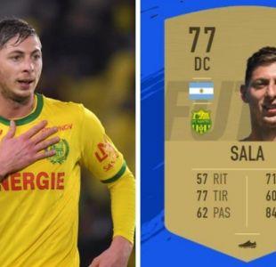 EA Sports retiró a Emiliano Sala de FIFA 19