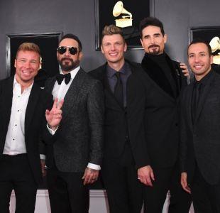[VIDEO] Backstreet Boys: Ya no nos arrodillamos cuando estamos bailando