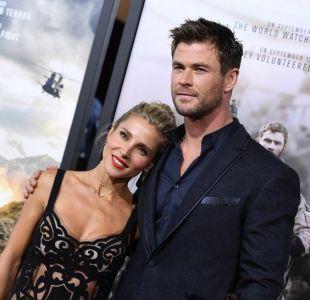 Chris Hemsworth y Elsa Pataky lanzan aplicación que promete dejar tu cuerpo más fuerte que Thor