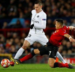 Manchester United sufre dura derrota en casa por la Champions con Alexis en cancha