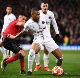 La decidora estadística que refleja el opaco partido de Alexis ante el PSG
