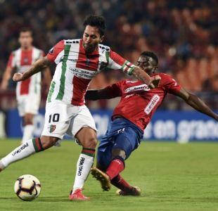Copa Libertadores: Palestino elimina en penales a Independiente de Medellín y clasifica a la fase 3