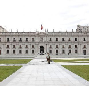 Millonario contrato para remodelar La Moneda sin licitación