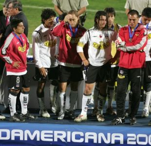 [VIDEO] Pachuca recuerda final de la Sudamericana 2006 ante Colo Colo en este Día de los Enamorados