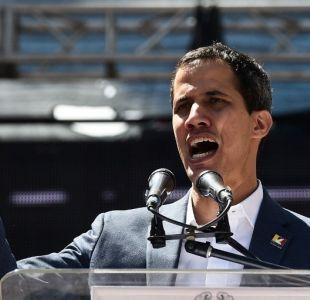 Guaidó anuncia nueva directiva de filial de PDVSA en EE.UU