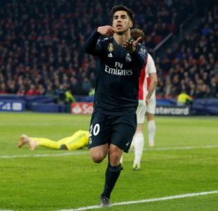 Real Madrid se acerca a los cuartos de la Champions tras vencer a Ajax como visitante