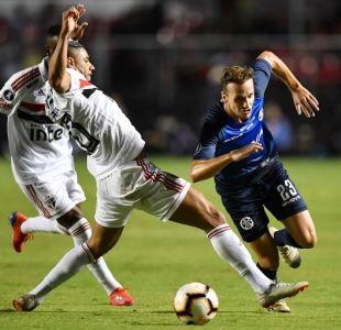 Talleres de Córdoba empata con Sao Paulo y será rival de Palestino en Copa Libertadores