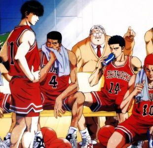 Lidera Slam Dunk: Los 10 anime favoritos para un remake