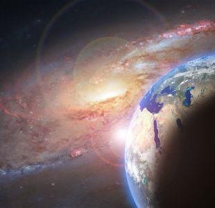 Nuestra galaxia se prepara para colisionar con Andrómeda