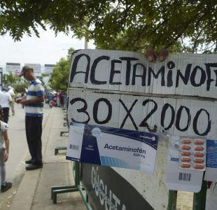 [VIDEO] Farmacias ilegales en la frontera: El drama de los venezolanos que necesitan medicamentos