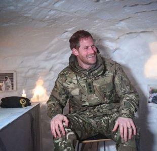 [VIDEO] El príncipe Harry vivió San Valentín lejos de Meghan: Esta es la sorpresa que recibió