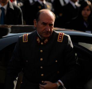 Investigación en el Ejército: Ex comandante en jefe Juan Miguel Fuente-Alba queda detenido