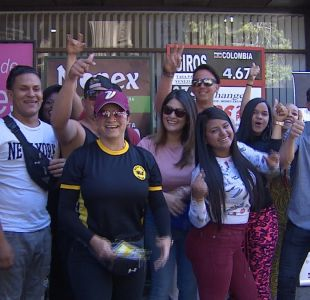 [VIDEO] Venezolanos superan a peruanos en Chile