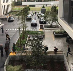 Detienen a hombre con un arma en las afueras de la sede de Netflix de Los Angeles