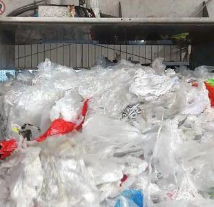 [VIDEO] El reciclaje de plástico chileno