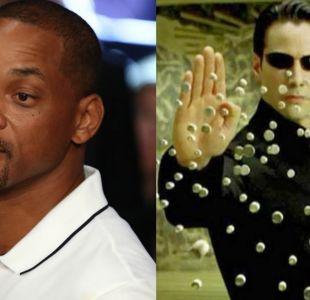 """[VIDEO] Will Smith explicó la absurda razón por la que rechazó ser Neo en """"Matrix"""""""
