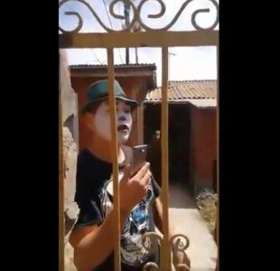 """Desalojan toma de """"mimos"""" en La Serena"""