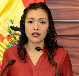 Oposición boliviana sigue exigiendo renuncia de presidenta del senado que dejó nacionalidad chilena