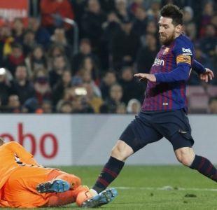 Esta es la formación del Barcelona para enfrentar al Lyon
