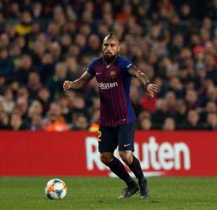 """Arturo Vidal: """"Espero seguir enamorando a la gente del Barcelona"""""""