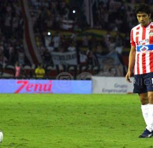 [VIDEO] El debut soñado de Mati Fernández en Colombia